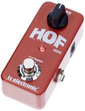 Педаль TC Electronic Hall of Fame Mini Reverb